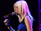 "Jax performs in ""The Dress"" on American Idol"