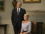 Kevin Spacey & Robin Wright in House of Cards S03E07