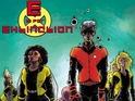 Chris Burnham and Ramon Villalobos tackle Marvel's E is for Extinction.