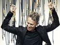 Martin Gore's new collection will feature 16 electronic instrumentals.