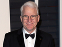 Steve Martin attends the 2015 Vanity Fair Oscar Party