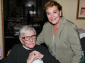 The actress speaks about her marriage of 41 years with the late Blake Edwards.