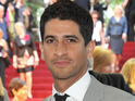 Raza Jaffrey is playing a doctor who connects emotionally with patients.