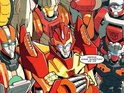 The latest bundle features IDW's Transformers comics.
