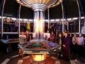 BBC releases photo of the TARDIS filled with female cast and crew of the show.