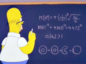 Homer Simpson discovered the Higgs boson ten years before scientists.