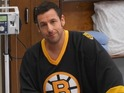 Adam Sandler squares off once again with Happy Gilmore's Bob Barker for charity.