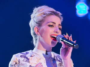 Karis Thomas on The Voice UK