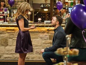 Adam proposes to Victoria