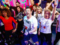 Dermot finishes 24-hour dance marathon