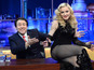 Watch Madonna perform on Jonathan Ross
