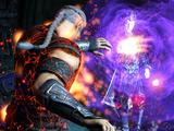 Raiden in Mortal Kombat X