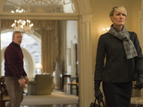 Kevin Spacey and Robin Wright in House of Cards season 3 finale