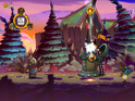 The sequel to Ronimo Games' 2009 side-scrolling game hits Wii U later this year.