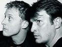 Firefly's Nathan Fillion and Alan Tudyk have reunited for the new web series.