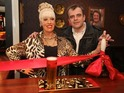 Simon Gregson headed over to Madame Tussauds in Blackpool to see the new set.
