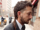 Shia LaBeouf is bringing the rat tail back with a new take on the style.