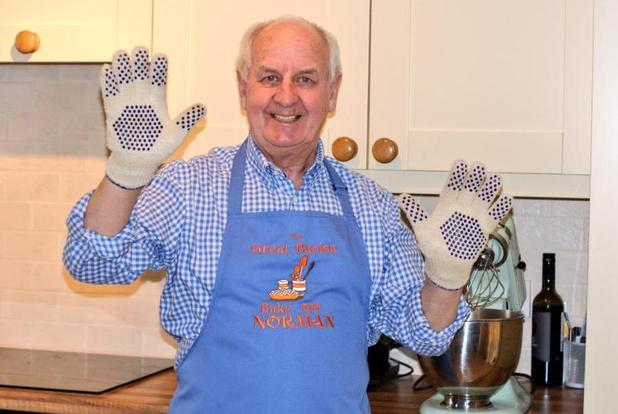 Great British Bake Off's Norman Calder standing for local ...