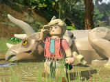 LEGO Jurassic World is a LEGO take on the four Jurassic Park films