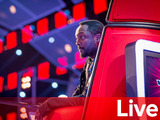 The Voice UK live blog banner: will.i.am