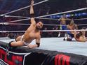 Damien Mizdow overshadows The Miz in this exclusive WWE TLC clip.
