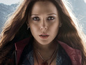 Elizabeth Olsen reveals that she'll be a part of Captain America and Iron Man's showdown.