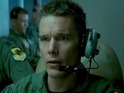 Ethan Hawke is a conflicted military recruiter in new film about morality of drone warfare.