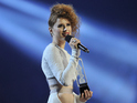 Kiesza is named Breakthrough Artist of the Year at this year's Canadian awards.