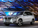 The X5 xDrive40e takes four hours to charge to full capacity using a wall socket.