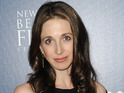 Marin Hinkle is playing the sister of Craig Ferguson's lead character.