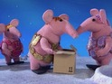Granny Clanger, Major Clanger and co are seen stargazing at the eclipse in the first look.