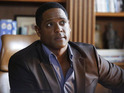 Blair Underwood guest stars on the high-powered comic book adaptation.
