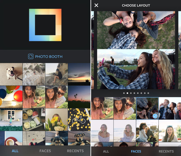 Instagram 39 S Layout App Brings Collage Creation To Android
