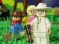 Jurassic Park gets Lego makeover