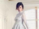 See the wedding dress of Benedict Cumberbatch's wife Sophie Hunter
