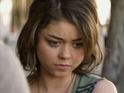 Sarah Hyland reunites with her odd family in See You in Valhalla.