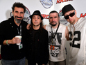 """Bassist Shavo Odadjian says the band have already """"written some songs"""" for the LP."""