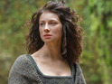 Caitriona Balfe says Claire was reluctant to hurt both Jamie and Frank.