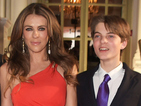 Liz Hurley on The Royals: 'I was ashamed when 12-year-old son read script'