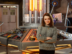 """The Game of Thrones actress will """"challenge"""" Peter Capaldi's Doctor."""