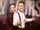 Olly Murs grabs crotch of Madame Tussauds waxwork during unveiling
