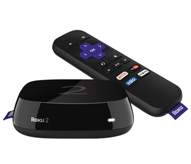 how to connect roku box to tv