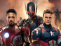 Avengers takes $187m in opening weekend