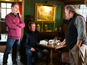 Corrie couple to experience homophobia