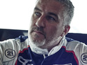 Great British Bake Off's Paul Hollywood takes part in his first competitive racing event.