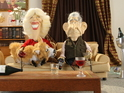 The satirical puppet show features a range of puppet celebrities.