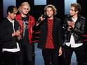 5 Seconds of Summer at the 2015 iHeartRadio Music Awards