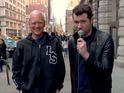 What should David Letterman do after retiring from CBS? Billy Eichner finds out...