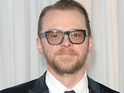 Simon Pegg attends the Jameson Empire Awards 2015