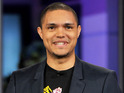 Trevor Noah performs on the Tonight Show With Jay Leno